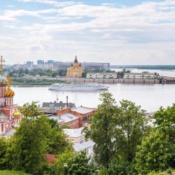 Нижний Новгород 1645 отелей