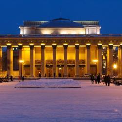 Novosibirsk 1340 hotels