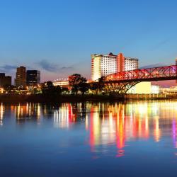 Shreveport 40 hotels