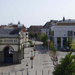 Haguenau 15 hotels
