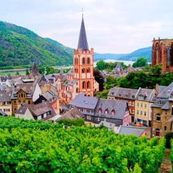 Bacharach 34 hotels