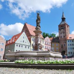 Landsberg am Lech 21 ξενοδοχεία
