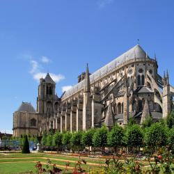 Bourges 63 hôtels