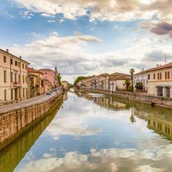 Battaglia Terme 3 otel