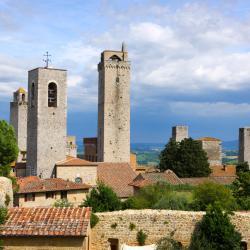 Castel San Gimignano 11 hoteles