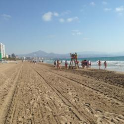 Playa de San Juan 9 hotels
