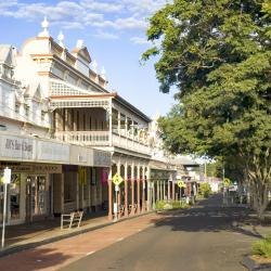Childers 4 hotels