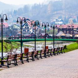 Czarny Dunajec 9 hotels
