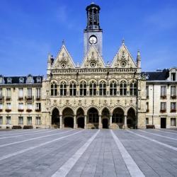 Saint-Quentin 38 hotels