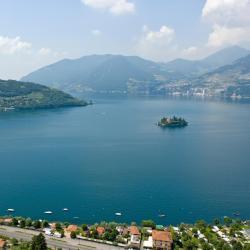 Clusane sul Lago 10 hoteller