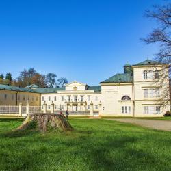 Lázně Kynžvart 5 hotels