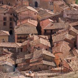 Torres de Albarracín 4 hoteles