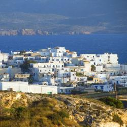 Plaka Milos 3 hoteluri la plajă și la mare