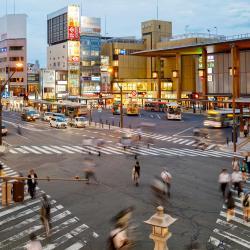 長野市 ホテル70軒