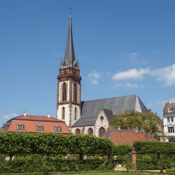 Darmstadt 49 hotels