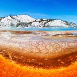 West Yellowstone 3 kampi