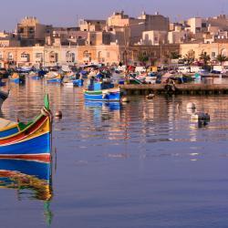 Marsaxlokk 24 perheille sopivaa hotellia