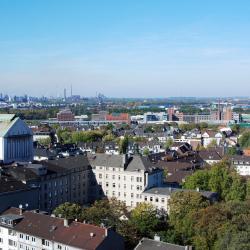 Duisburg 87 hotelov