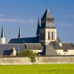 Fontevraud-l'Abbaye 10 hotels