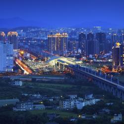 Zhubei 15 ξενοδοχεία
