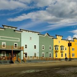 Dawson City 10 hotels