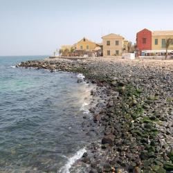 Gorée 5 hotelli