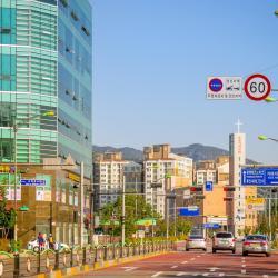 Gwangmyeong 6 hotelů