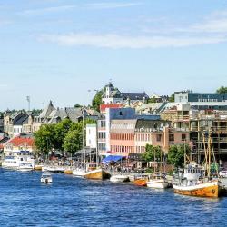 Fredrikstada 13 viesnīcas