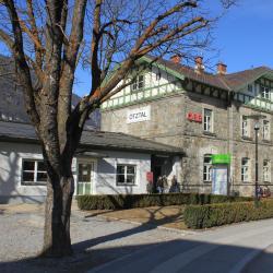 Ötztal-Bahnhof 4 hotels