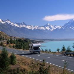 Mount Cook Village 5 hotels