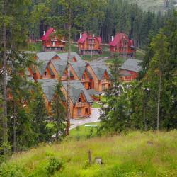 Микуличин 147 готелів