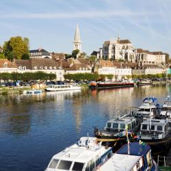 Auxerre 52 hotels