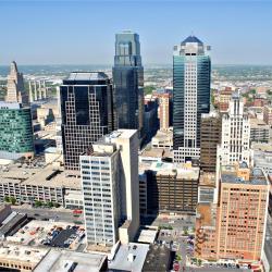 Канзас-Сити 18 отелей