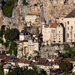 Rocamadour 25 hoteller