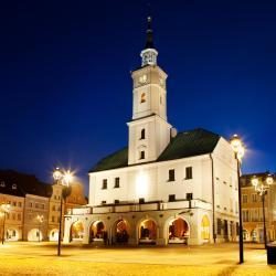 Gliwice 80 hotels