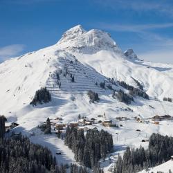 Warth am Arlberg 38 hotel