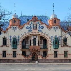 Subotica 146 hotelov