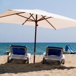 Narbonne-Plage 3 glamping sites