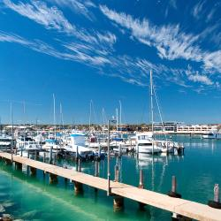 Geraldton 37 hotéis