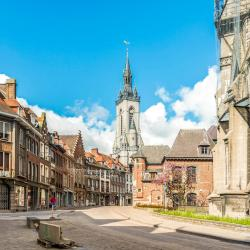 Tournai 33 hotels