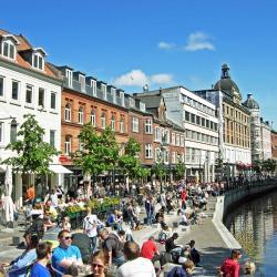 Aarhus 63 hoteller