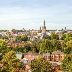 Norwich 216 hotels