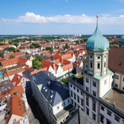 Augsburg 116 hoteller