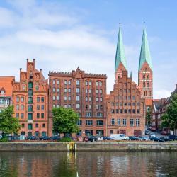 Lübeck 167 hoteluri