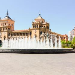 Valladolid 100 hoteles