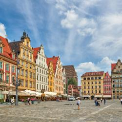 Wrocław 1218 hôtels