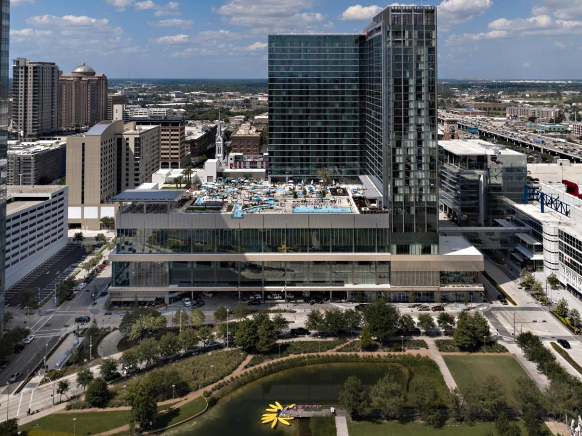 470 Verified Hotel Reviews Of Marriott Marquis Houston