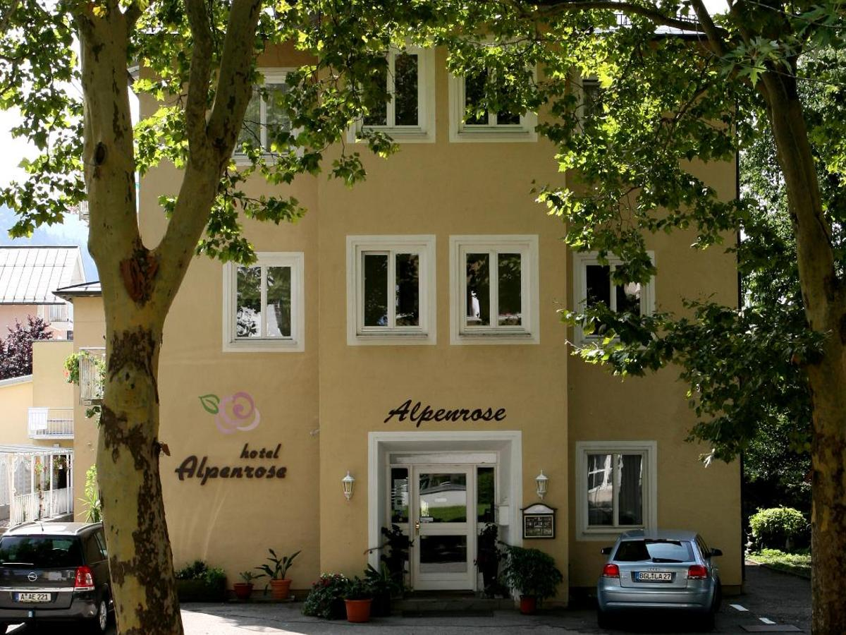149 Echte Hotelbewertungen Fur Hotel Alpenrose Booking Com