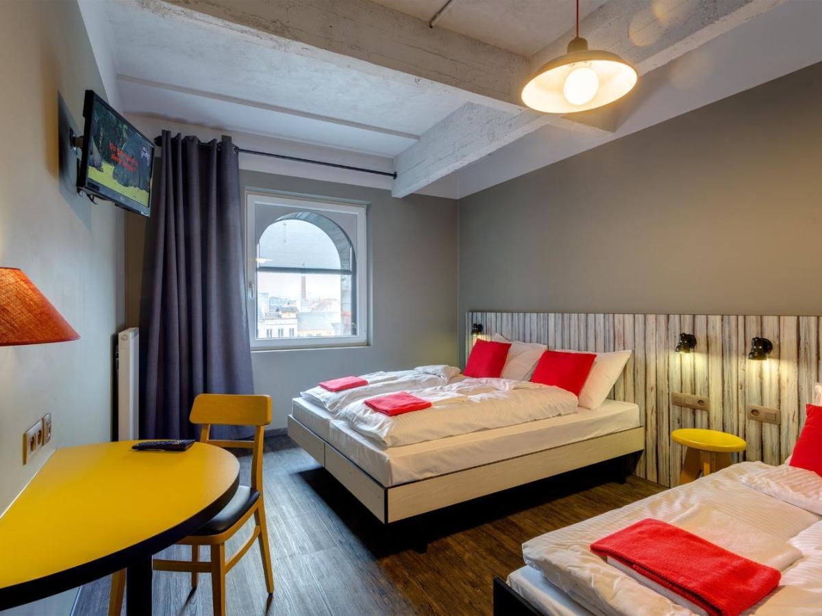5187 echte Hotelbewertungen für MEININGER Brussels Center | Booking.com