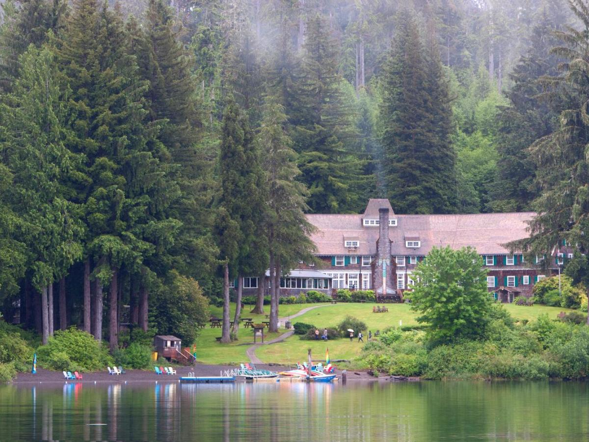 138 Verified Reviews of Lake Quinault Lodge | Booking com